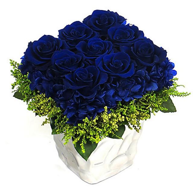 <Belles Fleurs Tokyo/ベル・フルール> プリザーブドフラワーアレンジメント イタリアM【三越・伊勢丹/公式】