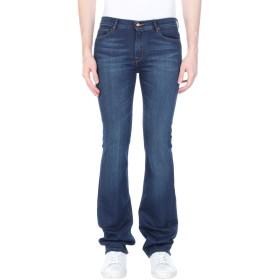 《セール開催中》DON THE FULLER メンズ ジーンズ ブルー 28 コットン 92% / エラストマルチエステル 6% / ポリウレタン 2%