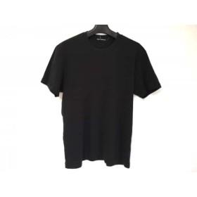 【中古】 イッセイミヤケ ISSEYMIYAKE 半袖Tシャツ サイズ3 L メンズ 黒