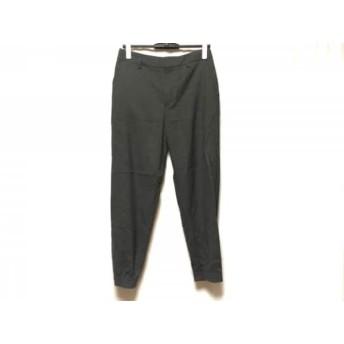 【中古】 マーガレットハウエル MargaretHowell パンツ サイズ3 L レディース グレー