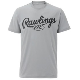 Rawling(ローリングス) ビックロゴTシャツ AST9S09-GRY