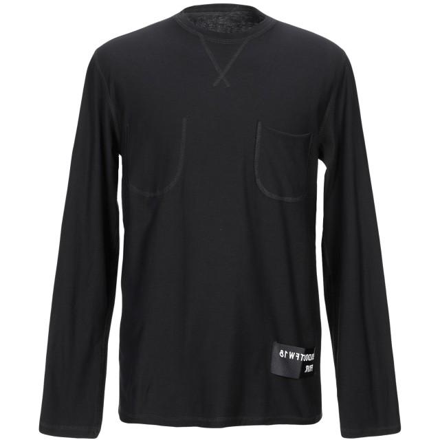 《期間限定セール開催中!》SOLD OUT メンズ T シャツ ブラック S コットン 100%