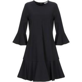 《期間限定セール中》SILVIAN HEACH レディース ミニワンピース&ドレス ブラック XS レーヨン 67% / ナイロン 28% / ポリウレタン 5%