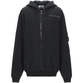《期間限定セール開催中!》HAN KJBENHAVN メンズ スウェットシャツ ブラック S コットン 100%