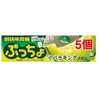 ぷっちょスティック イバラキングメロン ( 10粒5個セット )