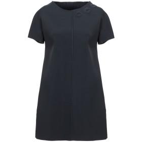 《セール開催中》LA FILLE des FLEURS レディース ミニワンピース&ドレス ブラック S ナイロン 80% / ポリウレタン 20%