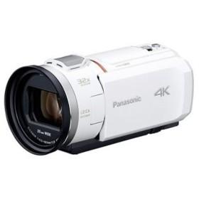 HC-VX1M-W パナソニック デジタル4Kビデオカメラ