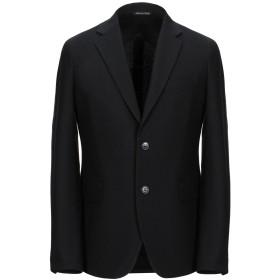 《期間限定 セール開催中》BRIAN DALES メンズ テーラードジャケット ブラック 46 ウール 100%
