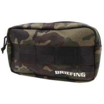 ブリーフィング(BRIEFING) シングルジップポーチ BRG191A10-161 (Men's、Lady's)