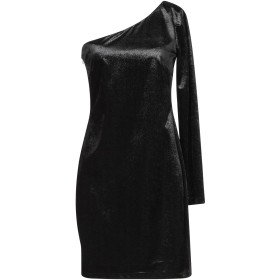 《セール開催中》MICHELA MII レディース ミニワンピース&ドレス シルバー S ポリエステル 100%