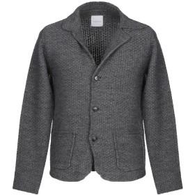 《期間限定セール開催中!》BELLWOOD メンズ テーラードジャケット グレー 46 アクリル 60% / 毛(アルパカ) 15% / ウール 15% / レーヨン 10%