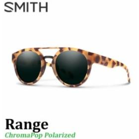 2019 NEWモデル SMITH スミス サングラス Range レンジ ChromaPop Polarized クロマポップ 偏光レンズ 正規品
