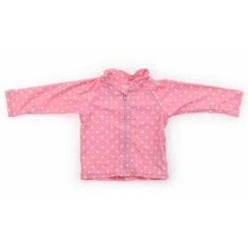 【ミキハウス/mikiHOUSE】ブルゾン・Gジャン 80サイズ 女の子【USED子供服・ベビー服】(377756)