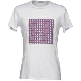 《期間限定セール開催中!》RODA メンズ T シャツ ホワイト S コットン 100%