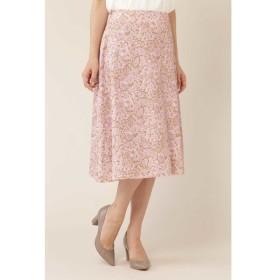 NATURAL BEAUTY / リバティプリントスカート
