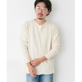 [マルイ]【セール】メンズTシャツ(CAL O LINE CUT-OFF CALBLE LONG-SLEEVE T-SHIRTS)/アーバンリサーチ サニーレーベル(メンズ)(URBAN RESEARCH Sonny Label)