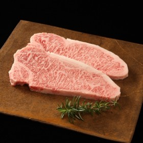 [神戸・帝神畜産]神戸ビーフ 上ロースステーキ 精肉