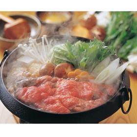 [三重]松阪牛すき焼ロース・肩ロース 精肉