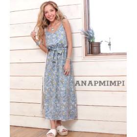 ANAP(アナップ)オリエンタルキャミソールマキシワンピース