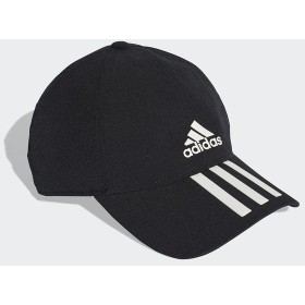 adidas(アディダス)スポーツアクセサリー 帽子 3Sクライマライトキャップ DUE33 DT8542 OSFX ブラック/ホワイト
