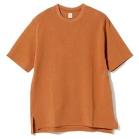 KAPTAIN SUNSHINE / Crew Neck Big Tee メンズ Tシャツ RUST 40