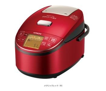 K-2【圧力スチームIH】炊飯器(5.5合用) RZ-BV100M(R)