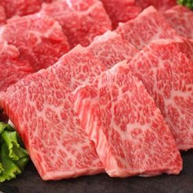 [佐賀・松尾勝馬牧場]伊万里牛カルビ焼肉 580g 精肉