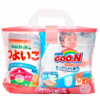 ビーンスターク つよいこ 2缶パック 食品 ミルク・粉ミルク フォローアップミルク (28)