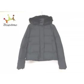 アーバンリサーチ ダウンジャケット サイズ38 M レディース 美品 ダークネイビー 冬物 新着 20190423