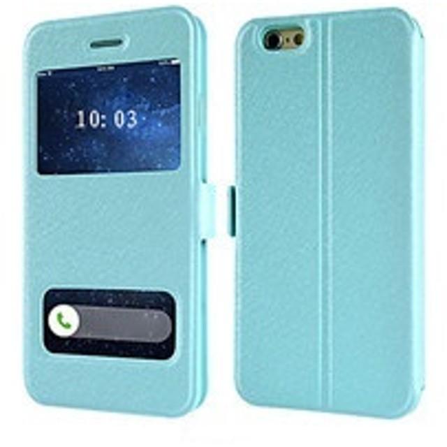スマホケース iPhone6 iPhone6S ケース アイフォン6 アイフォン6S カバー スマホカバー 携帯ケース 手帳型 窓付き