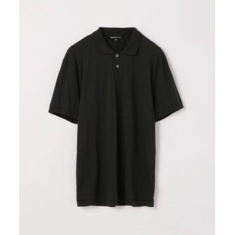 トゥモローランド リュクス ジャージーポロシャツ MELJ3293 メンズ 18チャコールグレー 0(S) 【TOMORROWLAND】