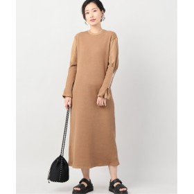 JOINT WORKS 【J.C.M /ジェイシーエム】thermal long onepiece ベージュ フリー