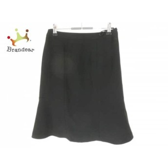 ジユウク 自由区/jiyuku スカート サイズ38 M レディース 美品 黒 スペシャル特価 20190815