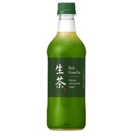 キリンビバレッジ 生茶 525ml ペットボトル【入数:48】