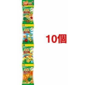 ベジたべる あっさりサラダ味 ミニ4(40g10コ)[スナック菓子]