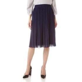 NATURAL BEAUTY / ナチュラルビューティー ◆ドラマ 乙葉さん着用◆スキップシフォンプリーツスカート
