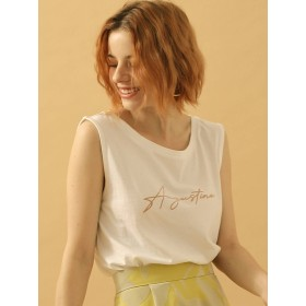 [MERCURYDUO]フロッキーロゴTシャツ