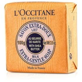 ロクシタン シアバター エクストラジェントルソープ - ミルク 100g/3.5oz @送料無料 石鹸