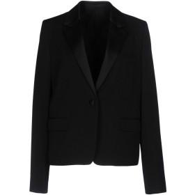 《期間限定セール開催中!》VICTORIA BECKHAM レディース テーラードジャケット ブラック 12 バージンウール 100%
