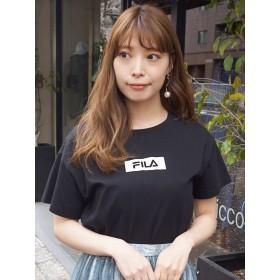 [MERCURYDUO]【FILA MERCURYDUO別注】BOXロゴTシャツ