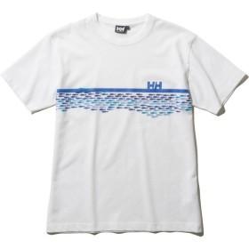 [マルイ] トレッキング S/S Fisk Tee/ヘリーハンセン(スポーツオーソリティ)(helly hansen)