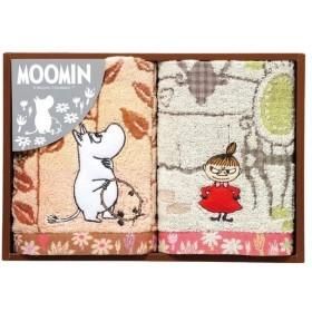 内祝い 内祝 お返し ムーミン グッズ フェイスタオル キャラクター 子供 ムーミン谷の日々 タオルセット MM-9116 (40)