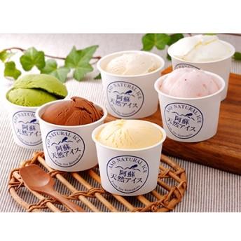 [熊本]阿蘇天然アイス6種セット アイス・乳製品