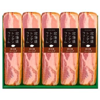 [北海道・夢工房トンデンファーム]ベーコン詰合せ ハム・ソーセージ・肉加工品