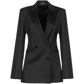 《期間限定 セール開催中》THEORY レディース テーラードジャケット ブラック 2 ポリエステル 54% / バージンウール 44% / ポリウレタン 2%