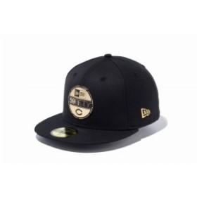 ニューエラ:59FIFTY NPB バイザーステッカー 広島東洋カープ【NEW ERA 野球 キャップ 帽子】