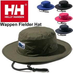 トレッキング ハット メンズ レディース ヘリーハンセン HELLY HANSEN ワッペン フィールダー 大人用 帽子 アウトドア カジュアル/HOC91904