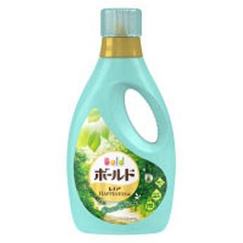 【数量限定】ボールドジェル ユニセックス グリーンブリーズの香り 本体 750g 1個 洗濯洗剤 P&G