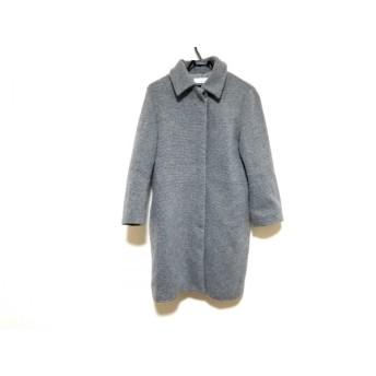 【中古】 スライ SLY コート サイズ1 S レディース グレー 冬物