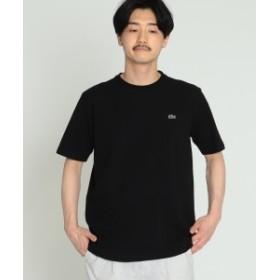 【WEB限定】LACOSTE / コットン クルーネック Tシャツ◇ メンズ Tシャツ 031 BLACK 5